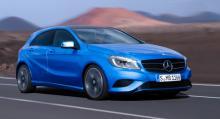 Tala om förnyelse. Mercedes A-klass i senaste version har bara stjärnan i nosen gemensam med sina föregångare.