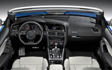 Audi RS5 Cabriolet.