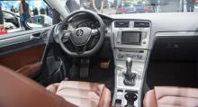 Nya Volkswagen Golf.