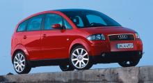 Audi A2 slutade att tillverkas 2005 och har numera uppnått kultstatus.