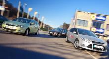 Vi Bilägares test av Ford Focus, Opel Astra och Peugeot 308.