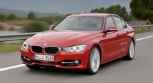 BMW 3-serie, även den populär hos den kvinnliga juryn.