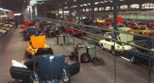De nya bilar ska tillverkas i Alpines gamla fabrik i nordfranska Dieppe.