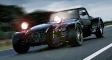 Caterham är mest känt för modellen Seven, en bil Lotus tillverkade mellan 1957 och 1972. Därefter köpte Caterham rättigheterna.