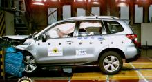 Subaru Forester: 5 stjärnor.