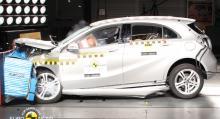 Mercedes A-Klass: 5 stjärnor.