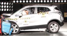 Opel Mokka: 5 stjärnor.