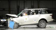 Range Rover: 5 stjärnor.