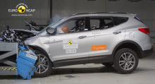 Hyundai Santa Fe: 5 stjärnor.