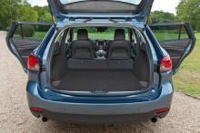 Mazda 6 Wagon.