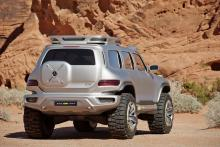 Mercedes Enter-G-Force.
