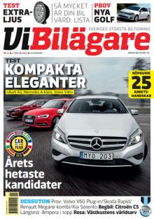 Vi Bilägare nummer 15/2012.