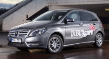 Mercedes B-klass ingår i Vi Bilägares långteststall 2012.