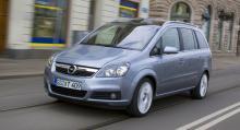 Under 2011 tillverkades 131 300 exemplar av Opel Astra och Opel Zafira (bilden) i Bochum.