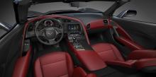 Nya Corvette Stingray.