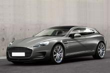 Aston Martin Rapide Bertone 2+2.
