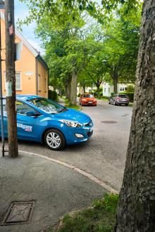 Både Hyundai i30 och Chevrolet Cruze kombi hoppas sticka upp rejält bland de tyska märkena.