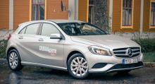 Mercedes A-klass.