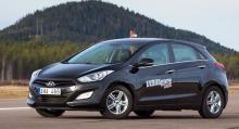 Hyundai i30.