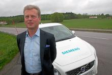 Johan Konnberg, Volvo PV.