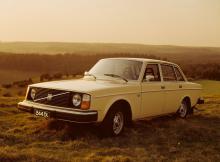 Volvo 244 DL.