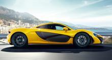 ...byggas med teknik från McLaren?