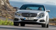 Den niostegade automatlådan debuterar i Mercedes E350 Bluetec.