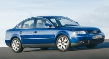 VW Passat (1996-2004)