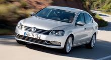 VW Passat (2011-)