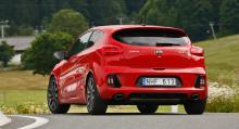Kia Pro Cee'd GT.