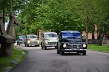Tidsresa i Göteborg med Volvo PV