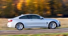 BMW 3-serie som Coupé och Cabriolet ingår numera i 4-serien.