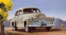 Holden 48-215, 1948.