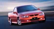 Holden Ute, 2001.