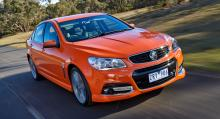 Holden VF Commodore SS, 2013.