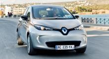 Renault ZOE.