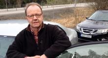 Som en av de första journalisterna provkör Vi Bilägares biltestare Calle Carlquist nytillverkade Saab 9-3.