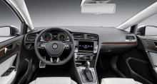 Volkswagen Midsize Coupé Concept 2014