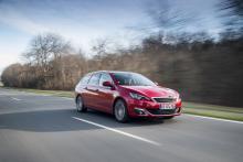 Provkörning: Peugeot 308 Sportwagon
