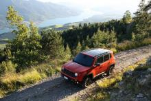 Jeep Renegade 2014.