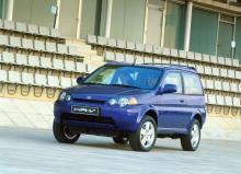 Honda HR-V gjorde debut under sent 90-tal men har varit borta ur modellprogrammet sedan snart 10 år.