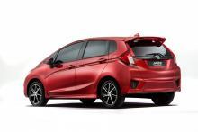 Nya Jazz är en av nyheterna från Honda nästa år.