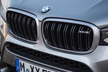 BMW X5 M 2014 gör debut på bilsalongen i Los Angeles.
