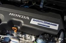 Earth Dream Technology är namnet på Hondas nya motorserie.