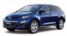 Större crosovermodellen Mazda CX-7 från 2006 blev inte den succé Mazda hoppats på. Tillverkningen lades ned 2012.