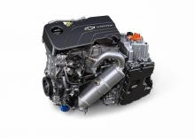 Chevrolet Volt 2016.