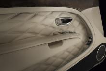 Taklös lyx i Bentley Grand Convertible