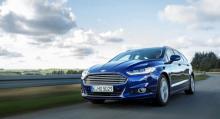 Ford Mondeo, en av sju finalister i Årets bil 2015.