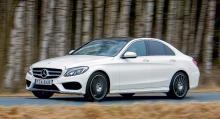 Mercedes-Benz C-klass.