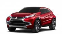 9. Mitsubishi XR-PHEV Concept.